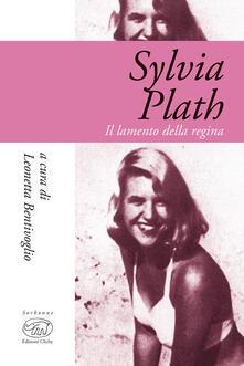 Voluntariadobaleares2014.es Sylvia Plath. Il lamento della regina Image