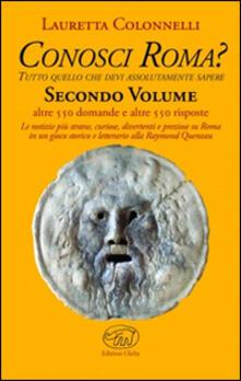 Voluntariadobaleares2014.es Conosci Roma? Tutto ciò che devi assolutamente sapere. Vol. 2 Image