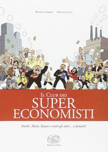 Fondazionesergioperlamusica.it Il club dei super economisti Image