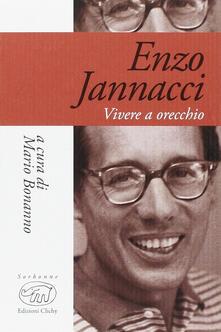 Filippodegasperi.it Enzo Jannacci. Vivere a orecchio Image