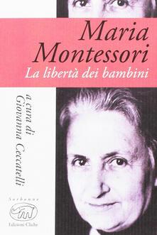 Camfeed.it Maria Montessori. La libertà dei bambini Image