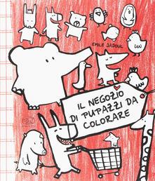 Il negozio di pupazzi da colorare.pdf
