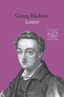 Lettere - Georg Büchner - copertina