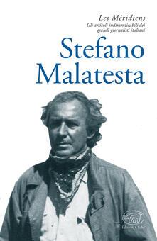 Les Meridiens - Stefano Malatesta - copertina
