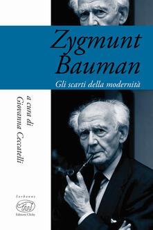 Zygmunt Bauman. Gli scarti della modernità - copertina