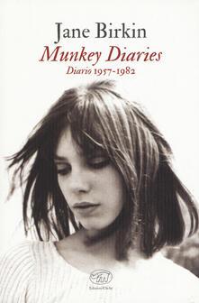 Listadelpopolo.it Munkey Diaries. Diario 1957-1982 Image