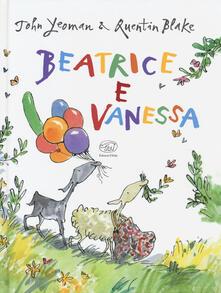 Osteriacasadimare.it Beatrice e Vanessa. Ediz. a colori Image