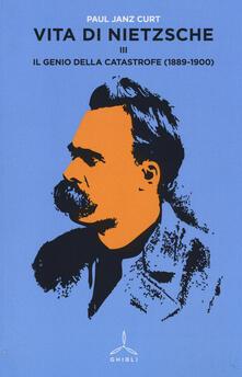Listadelpopolo.it Vita di Nietzsche. Vol. 3: Il genio della catastrofe (1889-1900). Image