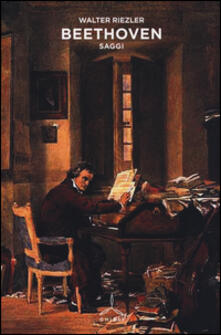 Beethoven - Walter Riezler - copertina