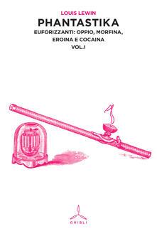 Radiosenisenews.it Phantastika. Vol. 1: Euforizzanti: oppio, morfina, eroina e cocaina. Image