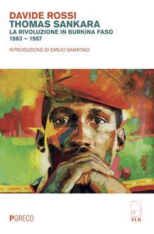 Librisulrazzismo.it Thomas Sankara. La rivoluzione in Burkina Faso (1983-1987) Image