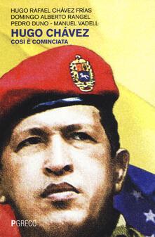 Librisulladiversita.it Hugo Chávez. Così è cominciata Image