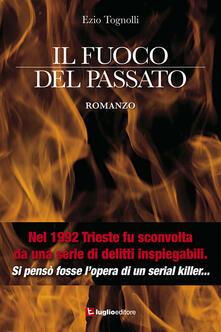 Il fuoco del passato - Ezio Tognolli - copertina