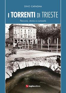 I torrenti di Trieste. Percorsi, storia e curiosità - Dino Cafagna - copertina