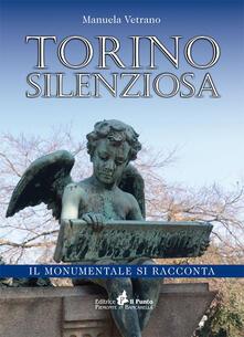 Torino silenziosa. Il Monumentale si racconta - copertina