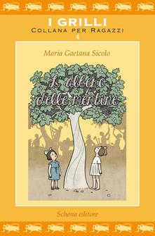 L' albero delle mentine - M. Gaetana Sicolo - copertina