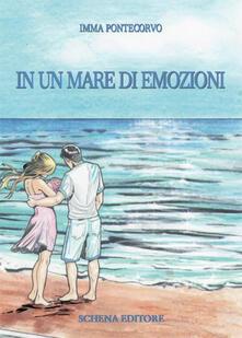 In un mare di emozioni - Imma Pontecorvo - copertina