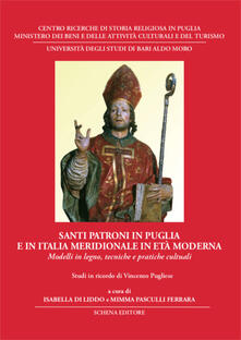 Antondemarirreguera.es Santi patroni in Puglia e in Italia meridionale in età moderna. Modelli in legno, tecniche e pratiche cultuali Image