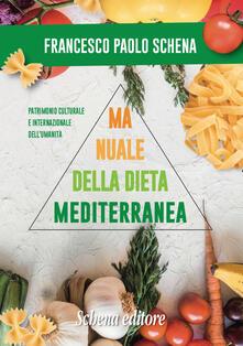 Camfeed.it Manuale della dieta mediterranea. Effetti benefici sulle malattie Image