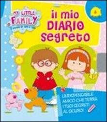 Il mio diario segreto - copertina