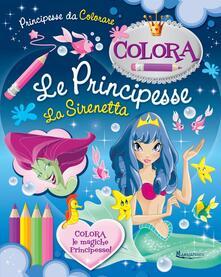 Laboratorioprovematerialilct.it La sirenetta. Ediz. illustrata Image
