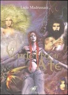 La vendetta di Ate - Licia Madrussani - copertina