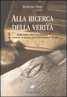 Antondemarirreguera.es Alla ricerca della verità. I misteri dell'Inquisizione a Narni Image