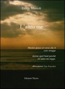 L' altro me - Ercole Mattioli - copertina