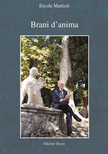 Brani d'anima - Ercole Mattioli - copertina