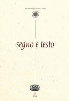 Listadelpopolo.it Segno e testo (2018). Vol. 16 Image