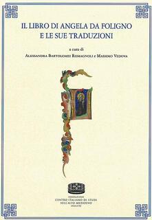Il libro di Angela da Foligno e le sue traduzioni - copertina