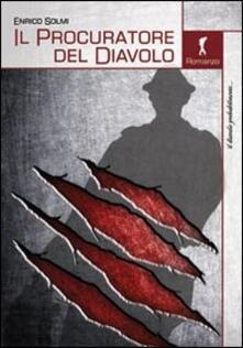 Il procuratore del diavolo - Enrico Solmi - copertina