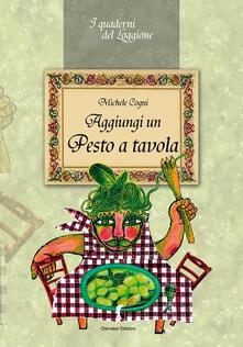 Aggiungi un pesto a tavola - Michele Cogni - copertina