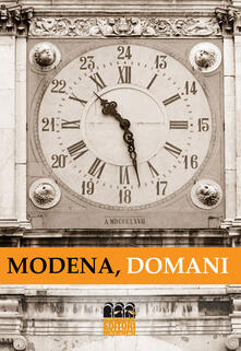 Modena, domani - copertina