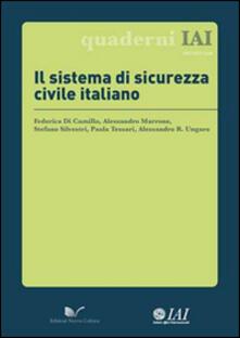 Il sistema di sicurezza civile italiano - copertina