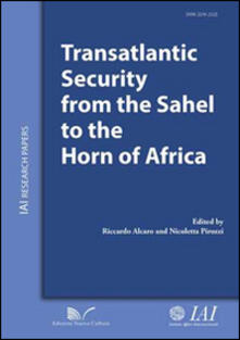 Transatlantic security from the Sahel to the Horn of Africa - copertina