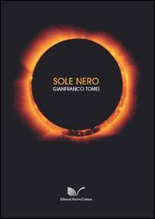 Sole nero - Gianfranco Tomei - copertina