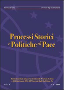 Winniearcher.com Processi storici e politiche di pace (2006). Vol. 2 Image