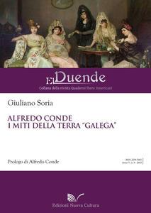Alfredo Conde. I miti della terra «galega»