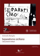 Separatismo siciliano. I documenti militari