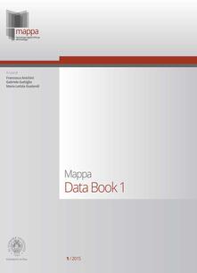 Mappa. Data book. Vol. 1 - copertina
