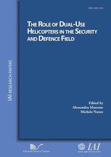The role of dual-use helicopters in the security and defence field - copertina