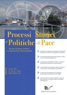 Squillogame.it Processi storici e politiche di pace (2014). Vol. 15-16 Image
