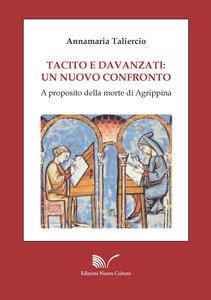 Tacito e Davanzati: un nuovo confronto. A proposito della morte di Agrippina