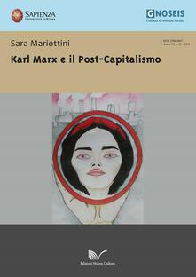 Voluntariadobaleares2014.es Karl Marx e il post-capitalismo Image