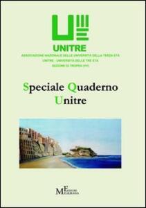 Speciale quaderno Unitre