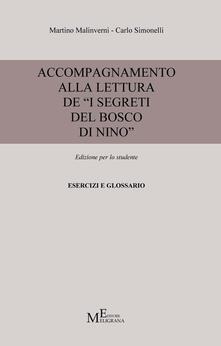 Listadelpopolo.it Accompagnamento alla lettura de «I segreti del bosco di Nino». Edizione per lo studente Image