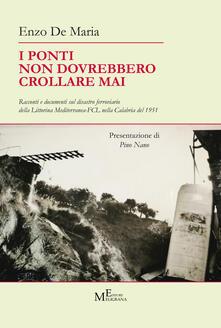 Winniearcher.com I ponti non dovrebbero crollare mai. Racconti e documenti sul disastro ferroviario della Littorina Mediterranea-FCL nella Calabria del 1951 Image