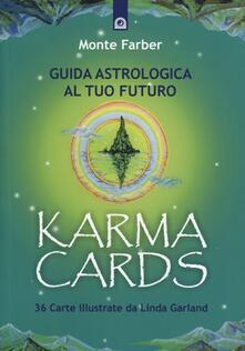 Winniearcher.com Karma cards. Guida astrologica al tuo futuro. Con 36 carte Image