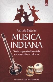 Antondemarirreguera.es Musica indiana. Teoria e approfondimenti da una prospettiva occidentale Image